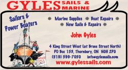 Gyles Sails and Marine