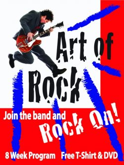 Art of Rock Program