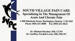 South Village Pain Care