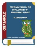 thumbnail of Contradictions Renaissance Europe Globalization