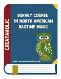 thumbnail of survey course ragtime