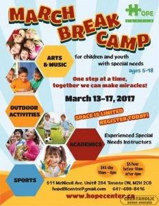 hope-centre-march-break