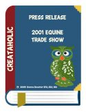 thumbnail of trade show press release